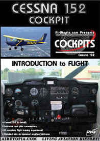 AirUtopia DVD - Cessna 152 - Introduction to Flight