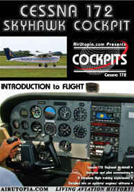 AirUtopia DVD - Cessna 172 Skyhawk - Introduction to Flight