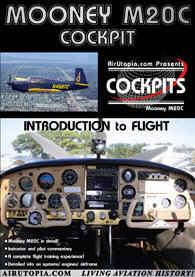 AirUtopia DVD - Mooney M20C - Introduction to Flight