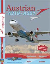 Just Planes DVD - Austrian A319 & A321