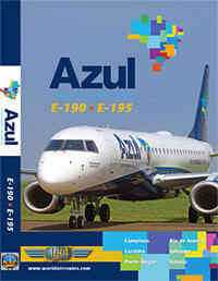 Just Planes DVD - Azul Airlines