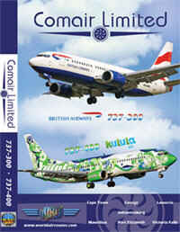 Just Planes DVD - Comair Limited