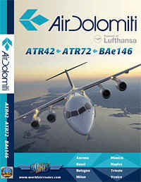 Just Planes DVD - Air Dolomiti