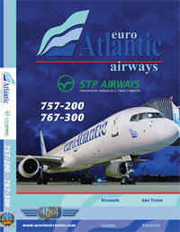 Just Planes DVD - Euro Atlantic