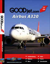 Just Planes DVD - GOODjet Airbus A320