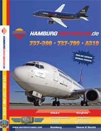 Just Planes DVD - Hamburg International