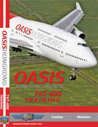 Just Planes DVD - Oasis 747-400 Training