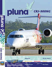Just Planes DVD - Pluna Airlines