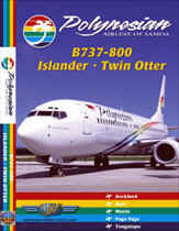 Just Planes DVD - Polynesian Airlines