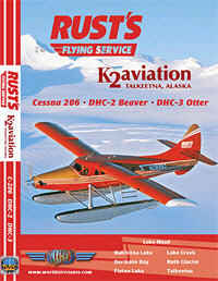 Just Planes DVD - Rusts Flying Service / K2 Aviation