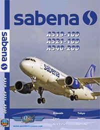 Just Planes DVD - Sabena A319 / A321 / A340