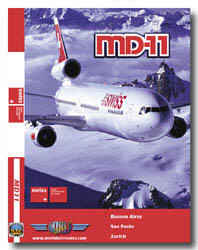 Just Planes DVD - Swiss MD-11