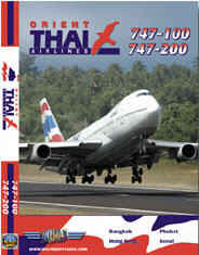 Just Planes DVD - Orient Thai