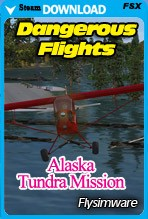 Dangerous Flights: FSX Alaska Tundra Mission