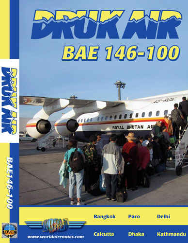 Just Planes DVD - Druk Air