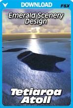 Tetiaroa Atoll (FSX)
