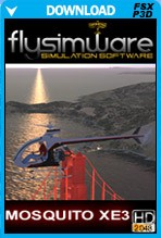 Flysimware MOSQUITO XE3 (FSX/FSX:SE/P3Dv1-v4)