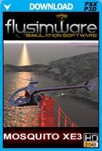 Flysimware MOSQUITO XE3 (FSX/P3D)