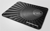 Mouse Pad - Engine Fan Blades