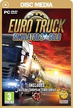 Euro Truck Simulator 2 Gold Edition (PCDVD)