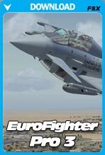 Eurofighter Pro 3 (FSX)