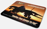 Mouse Pad - F14 Tomcat Sunrise