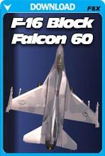 F-16 Block Falcon 60