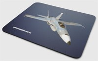 Mouse Pad - F-18 In Flight