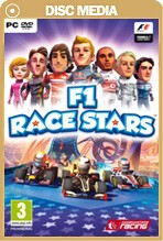 F1 Race Stars (PC-DVD)