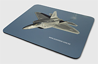 Mouse Pad - F22 Raptor