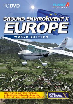 Ground Environment X Europe World Edition (Pre-Order)
