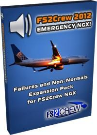 FS2Crew: Emergency NGX!