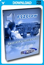 FS2Crew: Special Collection Set
