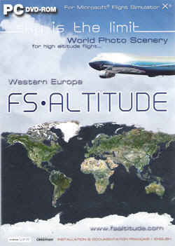 FS Altitude - Western Europe