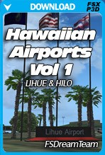 Hawaiian Airports Volume 1