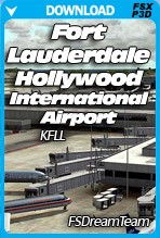 Fort Lauderdale-Hollywood Airport (KFLL)