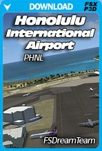 Honolulu International Airport (PHNL)