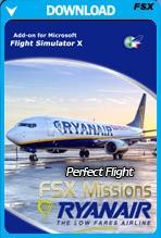 FSX Missions - Ryanair