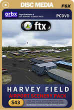 FTX Harvey Field Airport (S43)