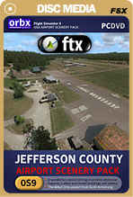 FTX Jefferson County Airport (OS9)