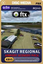 FTX Skagit Regional Airport KBVS DVD