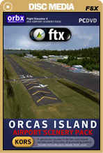 FTX Orcas Island Airport (KORS)
