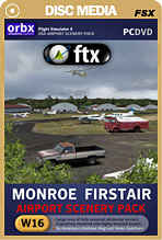FTX Monroe Firstair Airport (W16)