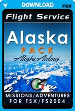 Flight Service - Alaska Pack