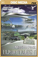 FSX Mission Pack: Flight Tales 1