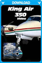 King Air 350 (Video) - Denver To Telluride
