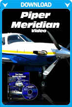 The Piper Malibu Meridian (Video)