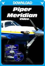 The Piper Malibu Meridian (Video)