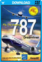 Fly the Boeing 787 Dreamliner