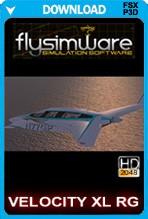 FlySimWare Velocity XL RG (FSX+P3D)